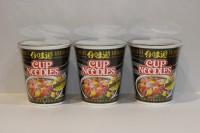 日清合味道杯麵 --- 新加坡風味 黑胡椒蟹 75g x 24杯