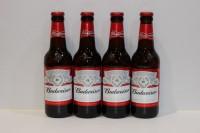 百威啤酒 ( 細支 )  330ml x 24 支