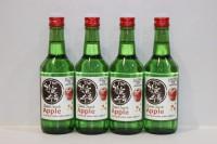 安森 燒酒 蘋果味 360ml X 20支