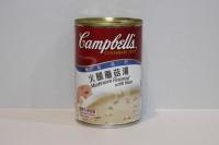 金寶湯 蘑菇系列 火腿蘑菇湯 295g x 1 罐