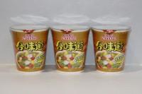 日清合味道杯麵---咖哩海鮮味 75g x 24杯