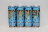 Monster (藍色 芒果味) 能量飲品 355ml x 24 罐