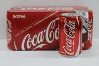 散貨系列 ---- 太古 可口可樂 330ml x  8 罐