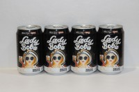 洪大媽 黑糖珍珠奶茶 320g x24 罐