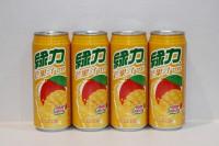 綠力 芒果汁 490ml x 24 罐