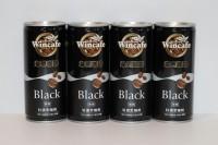 韋恩 特濃黑咖啡 (無糖) 210ml x 24 罐