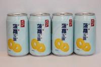5 元系列 --- 道地玉露 菠蘿味 340ml x 4 罐