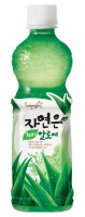 Woongjin Grateful Nature Aloe Drink 蘆薈果汁 500ml x 20支