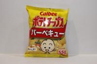 卡樂B 燒烤味 薯片 55g x 1包