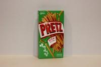 零食類 固力果 百力滋 沙律味 ( 綠 ) 62g X 1盒