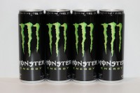 Monster ( 黑色原味) 能量飲品 355ml x 24 罐