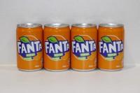 芬逹橙汁 ( Q版 ) 200ml x 24 罐