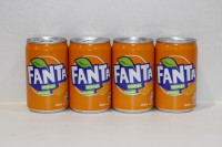 Q版 芬逹橙汁 200ml x 24 罐