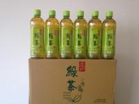 6 元系列 --- 道地 蜂蜜綠茶 500ml x 1 支