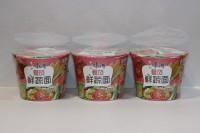 康師傅 番茄鮮蔬面 109g X 12杯