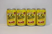 日本三得利 C C Lemon 330ml X 24 罐