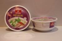 越南 VIFON 牛肉河粉 碗裝 120g X 12碗