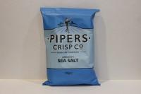 零食類 Pipers 英國手工著片 海鹽味 ( 藍 )