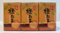 51元一箱 道地 橙紅茶 250ml x 24包
