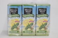 美粒果 -- ( 紙包 ) 薄荷檸檬 250ml x 24 包