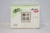 清風 原木紙巾 120抽 X 1包