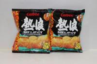 零食類 卡樂B 熱浪香辣味 薯片 25g x 2包