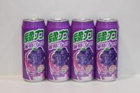 綠力 葡萄汁 480ml x 24 罐