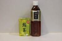 組合6 : 道地 蜂蜜綠茶(紙包) 1 箱 + 津路 烏龍茶 (細支) 1 箱