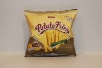 零食類 Oishi Potato Fries 原味 薯條 50 g X 1包