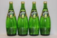 Perrier 法國有氣礦泉水(檸檬味) 750ml x 12玻璃樽