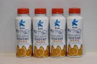 8 元系列 --- KIN 保加利亞乳酪 橙味 200ml X 4支