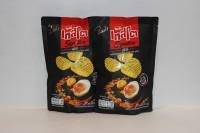 TASTO 咸蛋薯片 ( 辣味 ) 50g X 2包