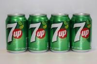 七喜汽水 330ml x 24 罐