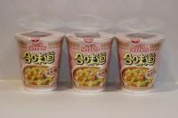日清合味道杯麵 --- 北海道風味 鮮蝦海鹽 75g x 24杯