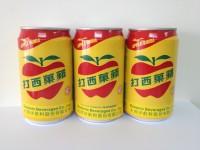 蘋果西打(台灣) 330ml x 24 罐