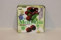 零食類 明治 雪吻 綠茶朱古力 56 g X 1盒