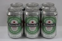 散貨系列 ---- 啤酒 喜力 330ml x 6 罐