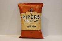 零食類 Pipers 英國手工著片 香辣蕃茄味 ( 橙 )