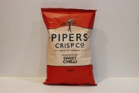 零食類 Pipers 英國手工著片 甜紅椒味 ( 紅 )