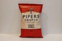 Pipers 英國手工著片 甜紅椒味 ( 紅 )