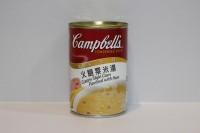金寶湯 粟米系列 火腿粟米湯 305g x 1 罐