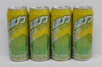 綠力 石榴味 490ml x 24罐