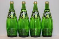 Perrier 法國有氣礦泉水(青檸味) 750ml x 12玻璃樽