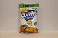 零食類 Leslie Clover Chips Cheese  85 g X 5包