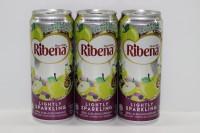 利賓納 有氣 ( 青蘋果 ) 黑加侖子( 罐裝 ) 325ml x 24 罐