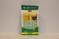 零食類 YBC 脆餅 檸檬味 ( 綠 )75g X 1包