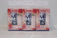 50元一箱 維他 蜜桃茶( 粉紅色)  250ml x 24包