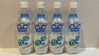 C & C 維他命C 乳酸飲品 500ml x 24支