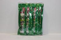 零食類 小老板 Big Roll 紫菜 原味 ( 綠色 ) 3g X 12小包