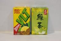 組合2 : 維他 小檸茶(紙包) 1 箱 + 道地 蜂蜜綠茶(紙包) 1 箱